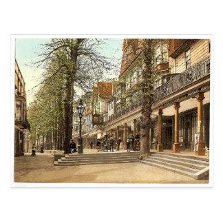 Die Pantiles, III., Tunbridge quillt hervor, Postkarte