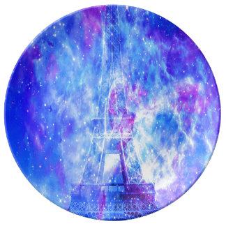 Die Pariser Träume des Liebhabers Teller