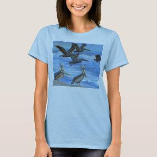 Die Pelikane von Ventura T-Shirt