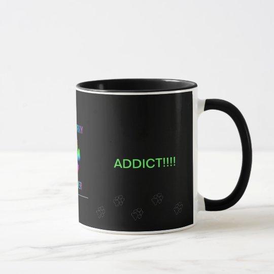 Die Pelzeckkaffeetasse Tasse