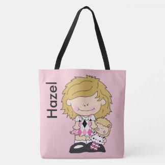 Die personalisierten Geschenke der Haselnuss Tasche