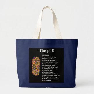 Die Pille! Tasche
