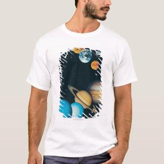 Die Planeten T-Shirt