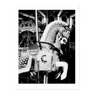 """Die Postkarte Königs Horse"" (Coney Island, NY)"