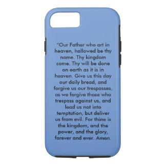 """""""Die prayer"""" Iphone 7 des Lords Handy-Abdeckung iPhone 7 Hülle"""