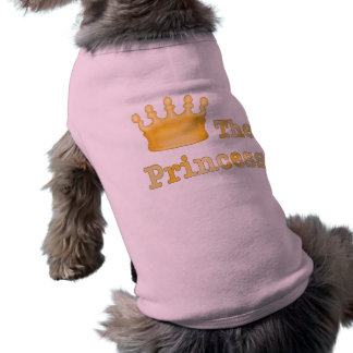 Die Prinzessin Pet Clothing Shirt
