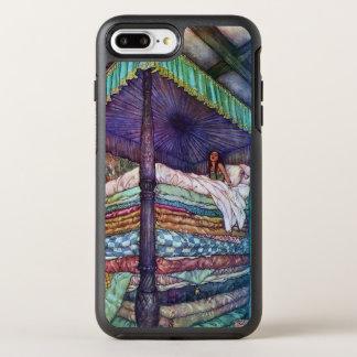 Die Prinzessin und die schöne Kunst Erbsen-Edmund OtterBox Symmetry iPhone 8 Plus/7 Plus Hülle