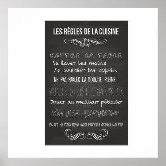 Poster für die küche  Küche Poster | Zazzle.ch