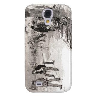 Die Reihe - Morgen Galaxy S4 Hülle