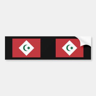 die Republik das Rif, Marokko Autoaufkleber