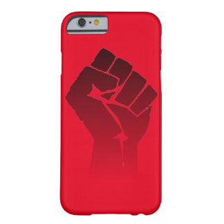 Die Revolution ist in Ihrer Hand! iPhone 6/6s Fall Barely There iPhone 6 Hülle