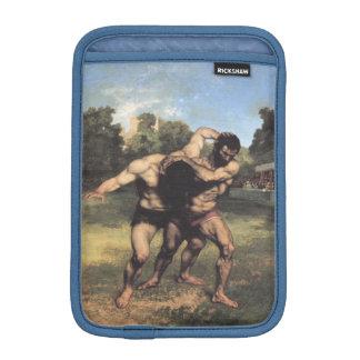 Die Ringkämpfer durch Gustave Courbet