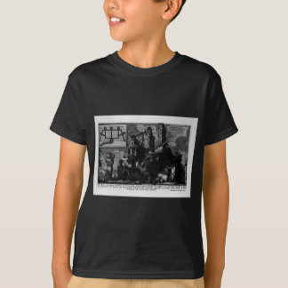 Die römischen Antiquitäten, T. 1, Platte XXVI. T-Shirt