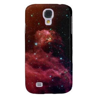 Die rote Himmel-Wolke NASA des Staubes Sig07-006 Galaxy S4 Hülle