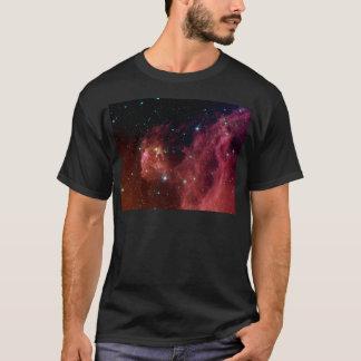 Die rote Himmel-Wolke NASA des Staubes Sig07-006 T-Shirt