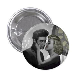 Die Rückkehr 2 der Liebe Runder Button 3,2 Cm