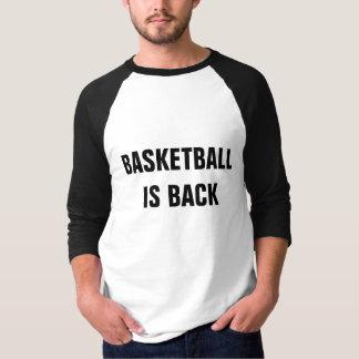 DIE RÜCKSEITE DES BASKETBALLS! T-Shirt