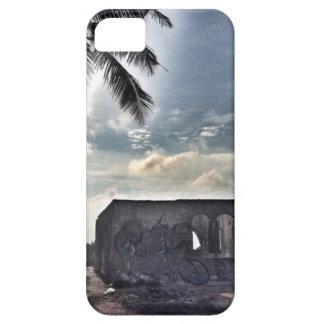 Die Ruinen in Bantayan Insel iPhone 5 Etui