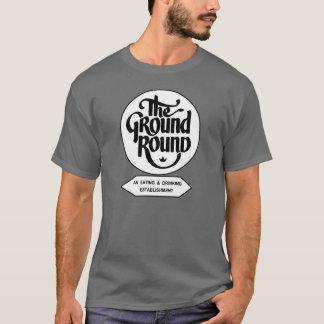 Die runden Grundrestaurants von Illinois T-Shirt