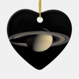 Die Saturn-Planet NASA Keramik Ornament