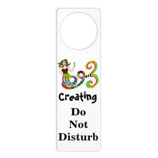 Creating Do Not Disturb Mermaid