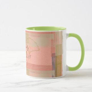 Die Schönheit der Fall-Tasse Tasse