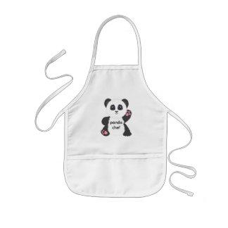 Die Schürze des Pandakindes