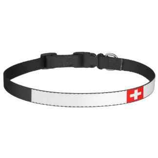 die Schweiz flag.png Haustierhalsbänder