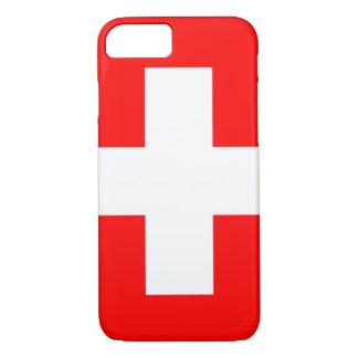 Die Schweiz iPhone 8/7 Hülle