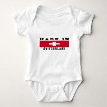 Die Schweiz machte in den Entwürfen T-shirts