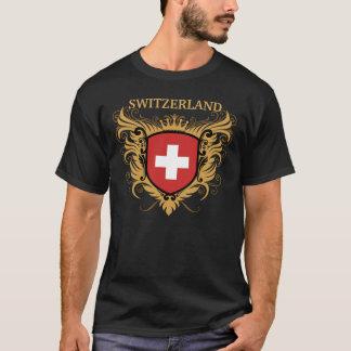 Die Schweiz [personifizieren Sie] T-Shirt