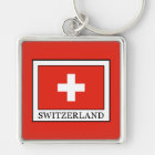 Die Schweiz Schlüsselanhänger