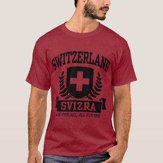 Die Schweiz Svizra T-Shirt