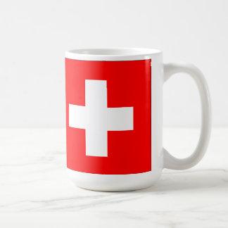 Die Schweiz Tasse
