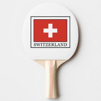 Die Schweiz Tischtennis Schläger
