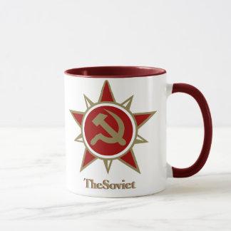 Die sowjetische Kaffee-Tasse Tasse