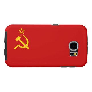 Die Sowjetunions-Flagge