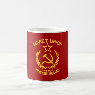 Die Sowjetunions-Scharfschütze-Gruppe Tasse