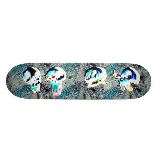 Die Stadt Personalisiertes Skateboard