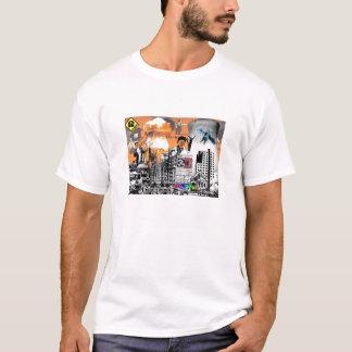 Die starke Haube T-Shirt