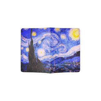 Die sternenklare Nacht durch Van Gogh Passhülle