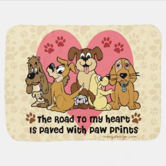 Die Straße zu meinen Herz-Hunden Puckdecke
