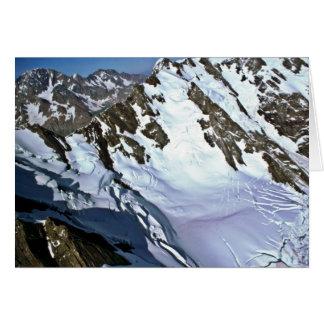 Die südlichen Alpen Karte
