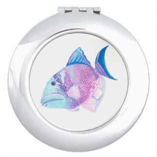 Die Süßigkeit des Ozeans Taschenspiegel