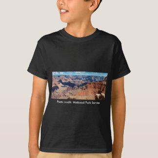 Die T/der Grand Canyon des Jungen T-Shirt