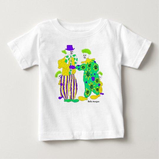 Die T-Shirts der Kinder