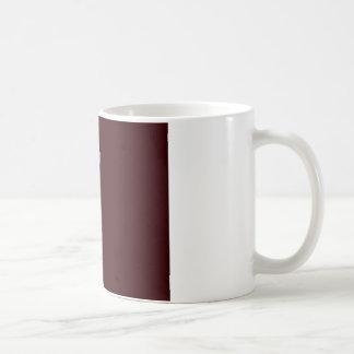 Die Tasse des Buchstabe-V Kaffeetasse