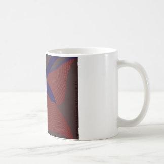 Die Tasse des Buchstabe-X Kaffeetasse
