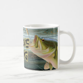 Die Tassen-des Fischen-Hobby-Vatis der Vatertag Tasse