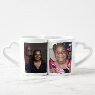 Die Tassen des Liebhabers Partnertasse